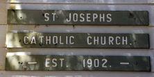 St Joseph's Catholic Church 22-10-2019 - Peter Liebeskind