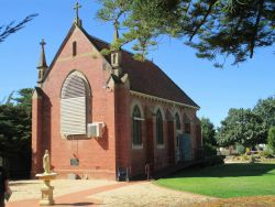 St Joseph's Catholic Church 10-01-2013 - John Conn, Templestowe, Victoria