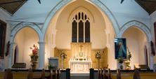 St Joseph's Catholic Church 00-00-2020 - Church Website - See Note.