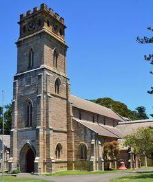 St Jude's Anglican Church 01-01-2012 - Sardaka - See Note.