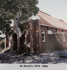 St Kevin's Catholic Church 00-00-1994 - Church Website - See Note.