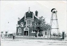 St Laurence O'Toole Catholic Church unknown date - Photograph supplied by Peter Hengstberger