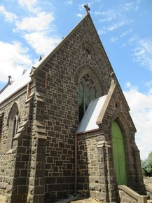 St Laurence's Catholic Church 06-02-2019 - John Conn, Templestowe, Victoria