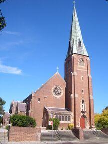 St Leonard's Catholic Church 26-01-2007 - J Bar - See Note.