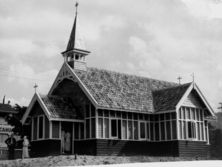St Luke's Anglican Church 01-11-1936 - John Oxley Library, State Library of Queensland