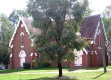 St Luke's Anglican Church 18-04-2002 - Alan Patterson