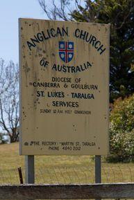 St Luke's Anglican Church  05-10-2020 - Derek Flannery