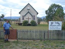 St Luke's Anglican Church - Former 07-08-2007 - John Huth, Wilston, Brisbane