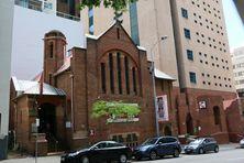 St Luke's Church Hall - Former