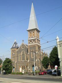 St Luke's Hungarian Reformed Church