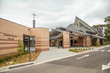 St Madeleine Sophie Barat Catholic Church 12-12-2019 - Church Facebook - See Note.