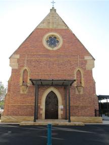 St Magdalen's Chapel - Former 00-00-2000 - Stewart Watters - Heritage Branch - See Note