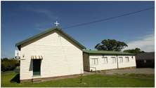 St Margaret's Anglican Church - Former