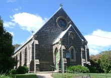 St Mark Evangelist Anglican Church