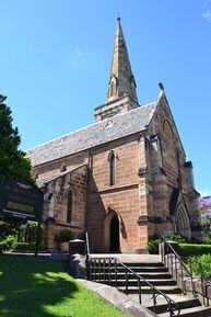 St Mark's Anglican Church 27-11-2011 - Sardaka - See Note.
