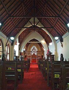 St Mark's Anglican Church 30-04-2011 - Trevor Bunning - ohta.org.au
