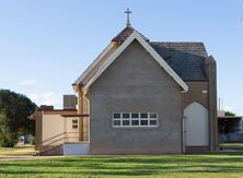 St Mark's Anglican Church 16-07-2021 - Derek Flannery