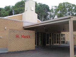 St Mark's Anglican Church 08-06-2014 - John Conn