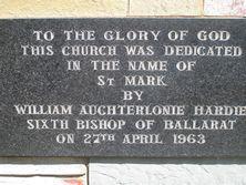 St Mark's Anglican Church 05-02-2016 - John Conn