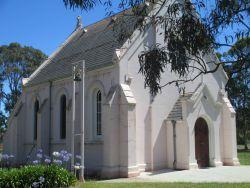 St Mark's Anglican Church 12-01-2015 - John Conn