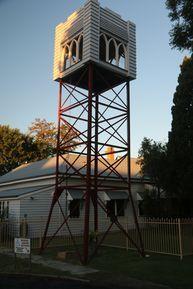 St Mark's Anglican Church - Bell Tower 28-01-2017 - John Huth, Wilston, Brisbane.