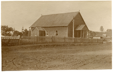St Mark's Anglican Church - Former  00-00-1916 - See Note.