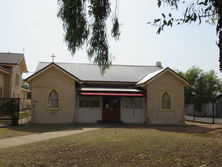 St Mark's Anglican Church - Hall 14-01-2020 - John Conn, Templestowe, Victoria