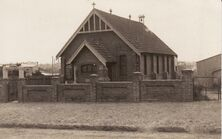 St Mark's Anglican Church - Original Building 00-00-1930 - Church Website - See Note.