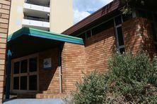 St Marks, Calvery Chapel 10-10-2017 - John Huth, Wilston, Brisbane