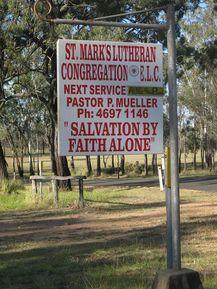 St Mark's Lutheran Church 23-07-2009 - John Huth, Wilston, Brisbane