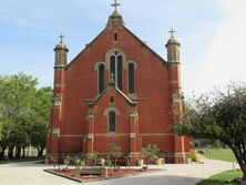 St Mary Help of Christians Catholic Church  07-04-2021 - John Conn, Templestowe, Victoria