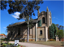 St Mary Magdalene's Anglican Church 04-10-2016 - Peter Liebeskind