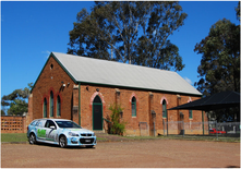 St Mary Magdalene's Anglican Church - Hall 04-10-2016 - Peter Liebeskind