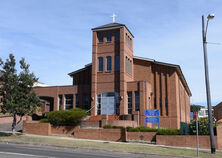 St Mary and St John Catholic Church