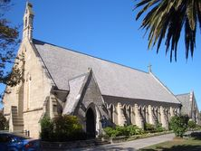 St Mary's Anglican Church 25-11-2007 - J Bar - See Note.