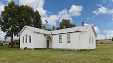 St Mary's Anglican Church Hall - Former