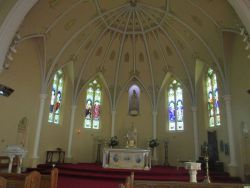 St Mary's Catholic Cathedral 11-01-2015 - John Conn, Templestowe, Victoria