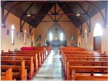 St Mary's Catholic Church 16-08-2019 - Church Website - See Note.