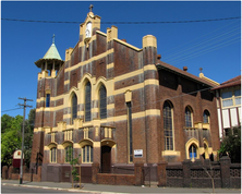 St Mary's Catholic Church 25-09-2009 - Peter Liebeskind