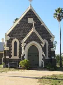 St Mary's Catholic Church 07-04-2021 - John Conn, Templestowe, Victoria