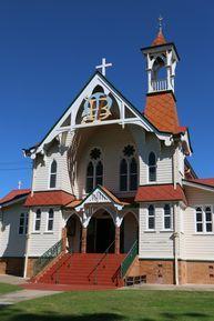 St Mary's Catholic Church 08-08-2016 - John Huth, Wilston, Brisbane