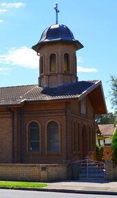 St Mary's Romanian Orthodox Church 05-03-2014 - Sardaka - See Note.