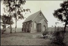 St Marys Uniting Church - Original Brick Church Building 00-00-1884 - Charles Kerry - See Note.