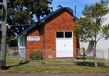 St Matthew's Anglican Church 00-00-2016 - See Note.