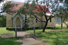 St Matthew's Anglican Church - Former