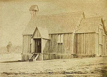 St Matthews Anglican Church - Original unknown date - Hume Family Collection, Fryer Library, University of Qld
