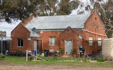St Michael & All Angels Anglican Church - Former