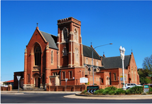 St Michael and St John Catholic Cathedral