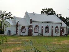 St Michael's and All Angels Anglican Church - Former