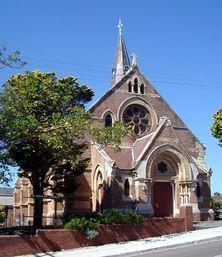 St Nicolas' Anglican Church 18-07-2002 - Alan Patterson